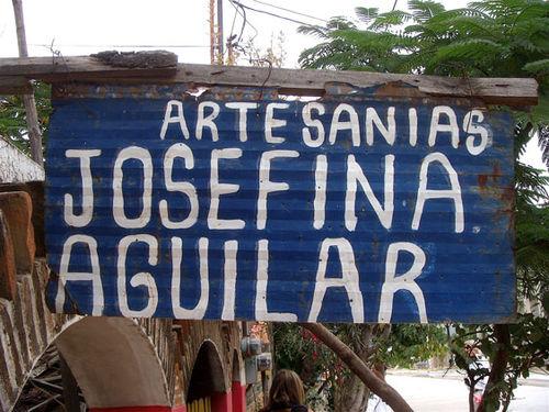 Aguilar-sign