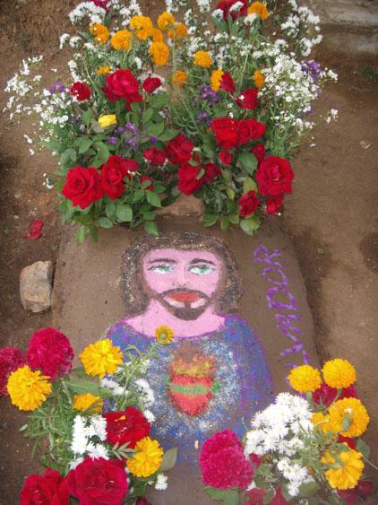 Jesus-grave