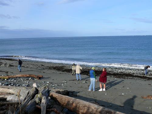 People-beach