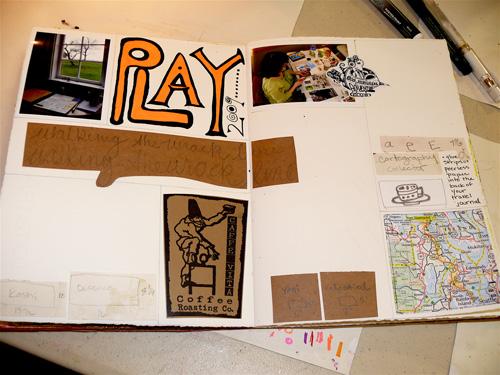 Play-spread