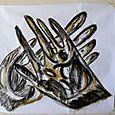 Yellow-hands