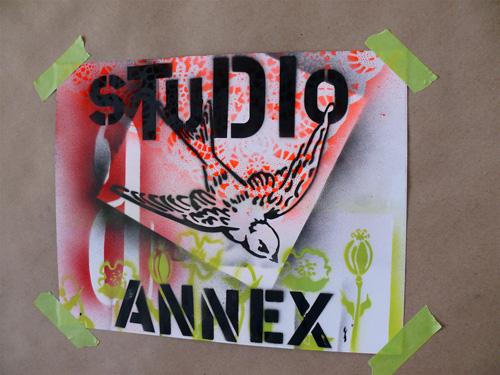 Studio-annex