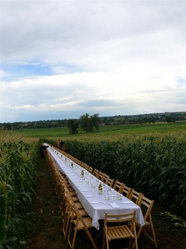 Long-table