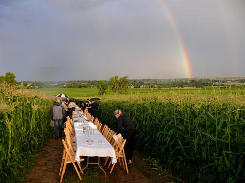 Table-rainbow