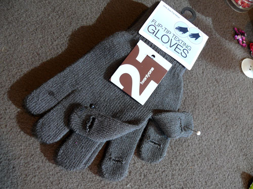 Texting-gloves