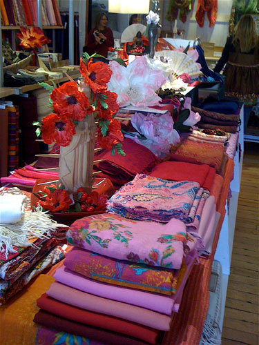 Pink-row
