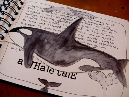 Whale-tale