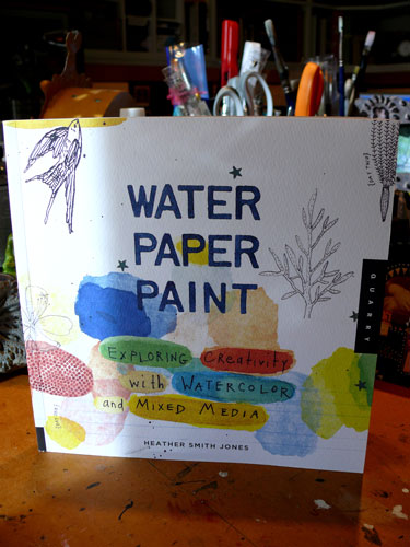 Water-paper-paing
