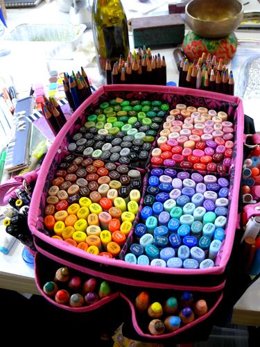 Teesha-markers