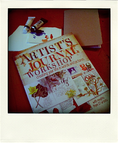 Artist-journal-work