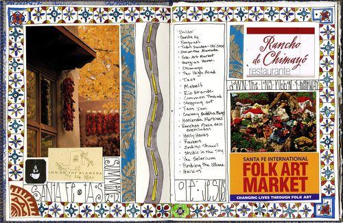 Santa fe spread323