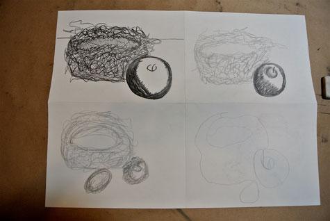 Pencil-quad